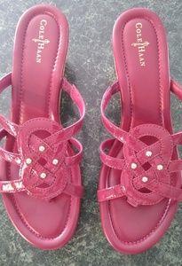NWOT Cole Haan Wedge Sandals size 8.5